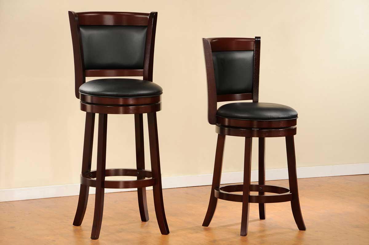 Homelegance Shapel 1131 Swivel Pub Chair