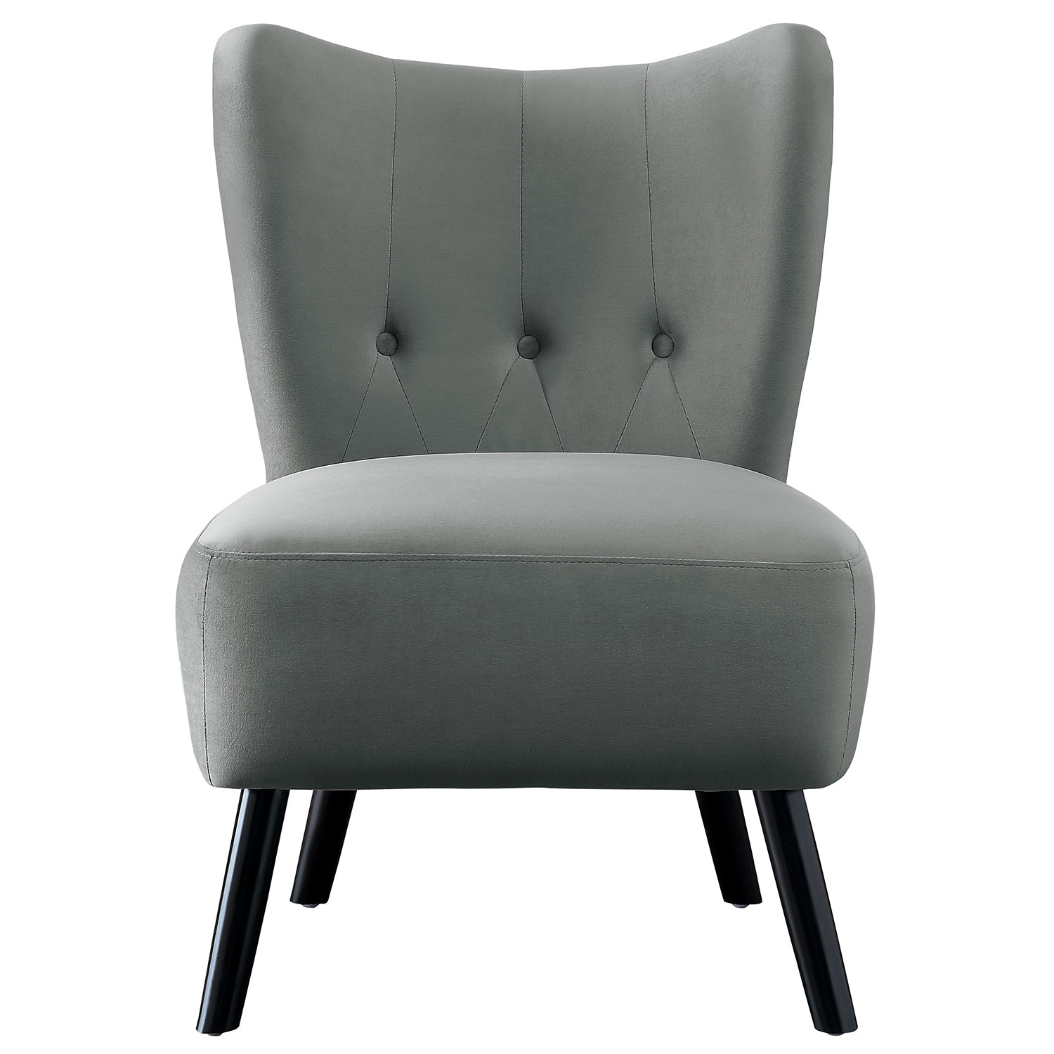 Homelegance Imani Accent Chair - Gray