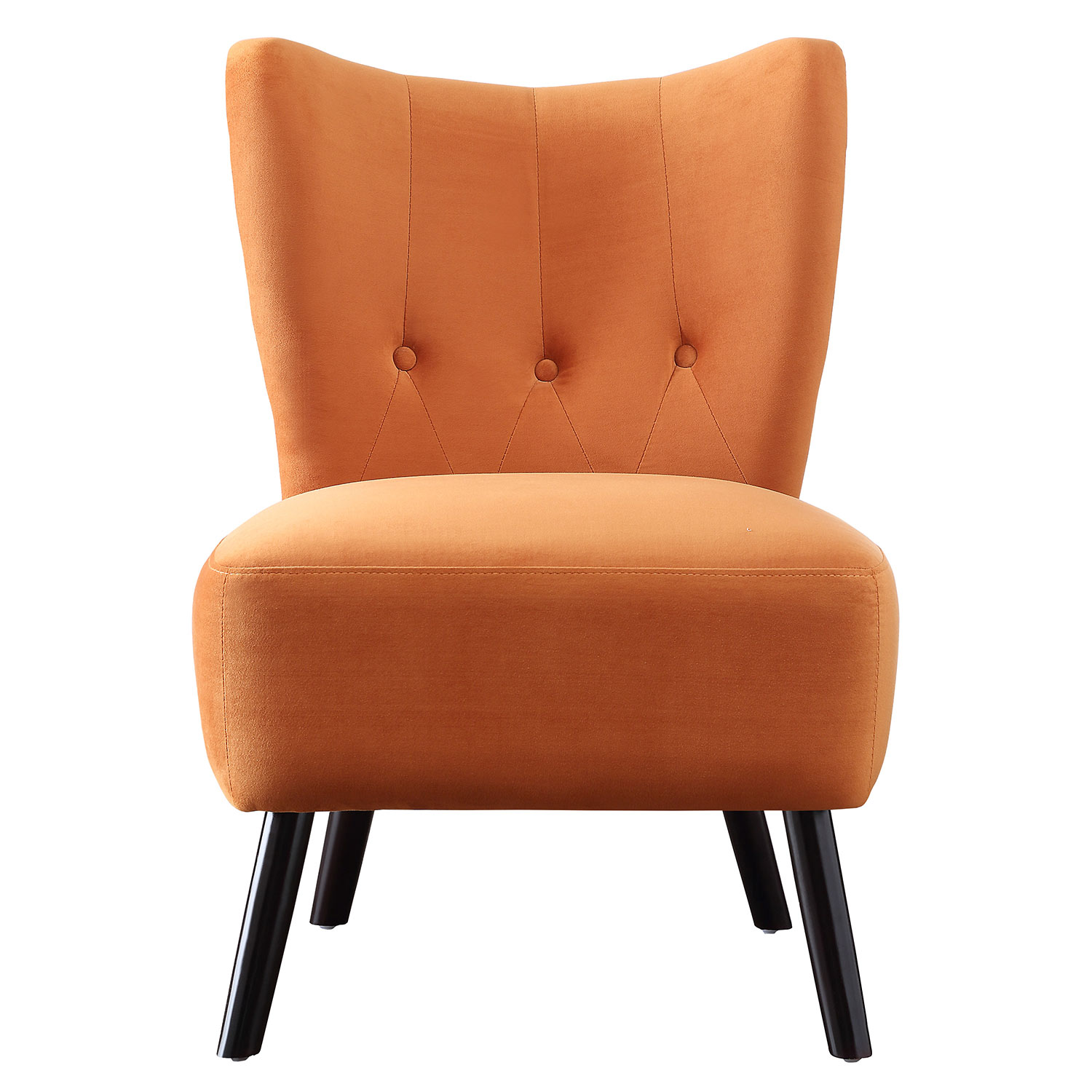 Homelegance Imani Accent Chair - Orange