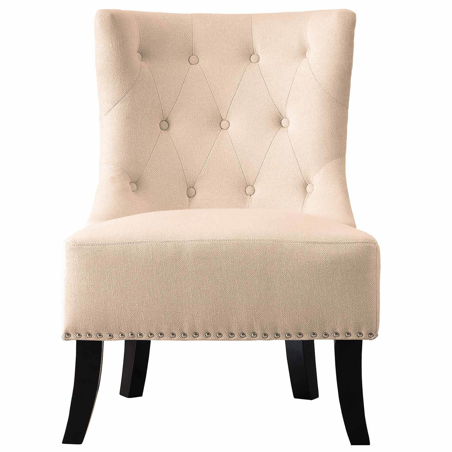 Homelegance Paighton Accent Chair - Beige