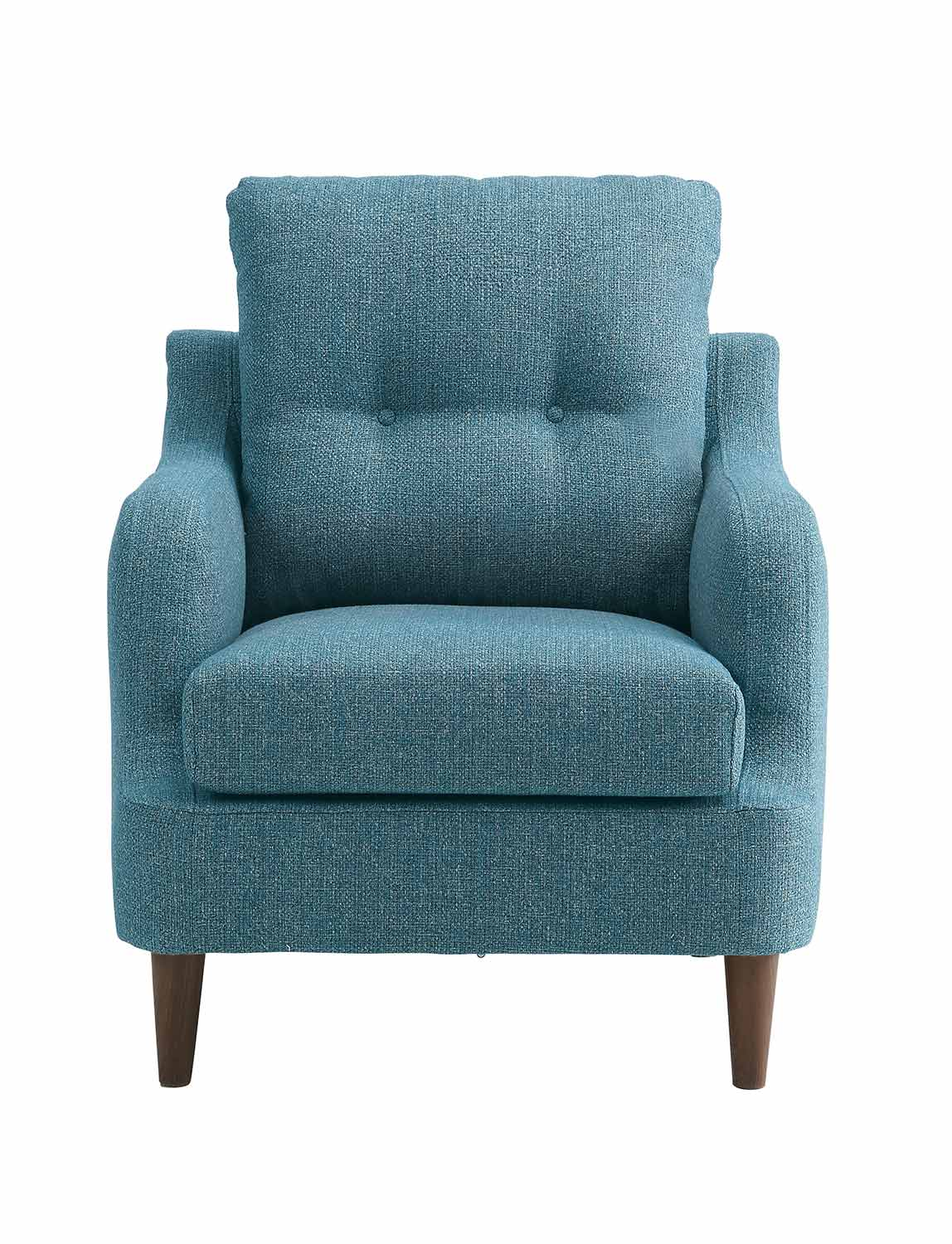 Homelegance Cagle Accent Chair - Blue