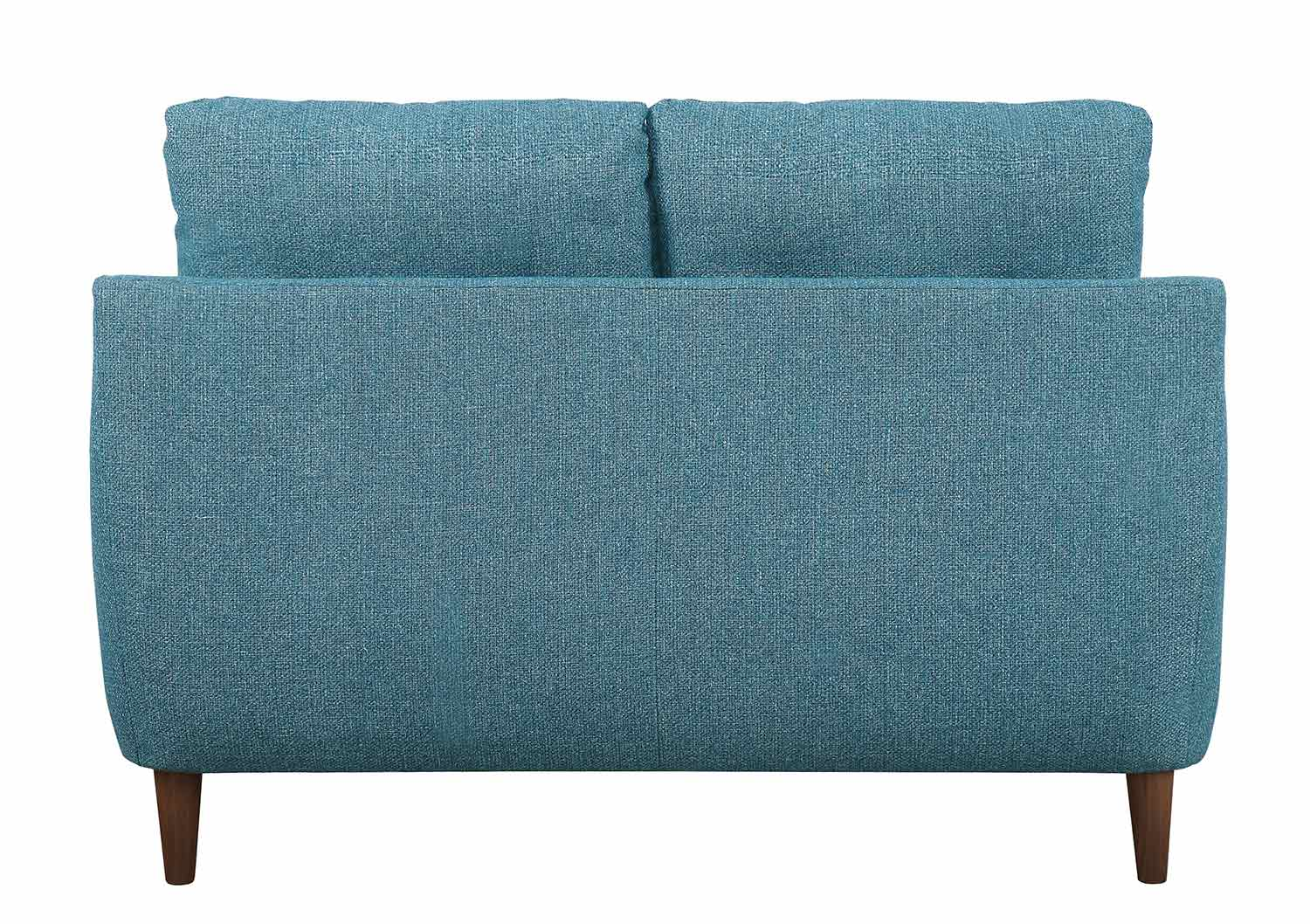 Homelegance Cagle Love Seat - Blue