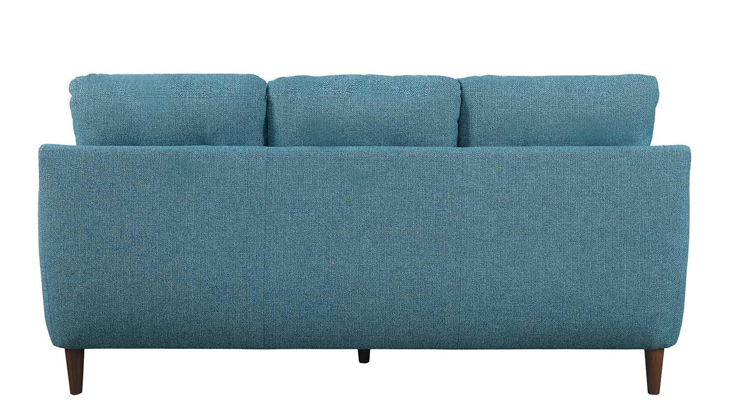 Homelegance Cagle Sofa - Blue