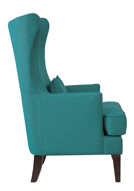 Homelegance Avina Accent Chair - Teal