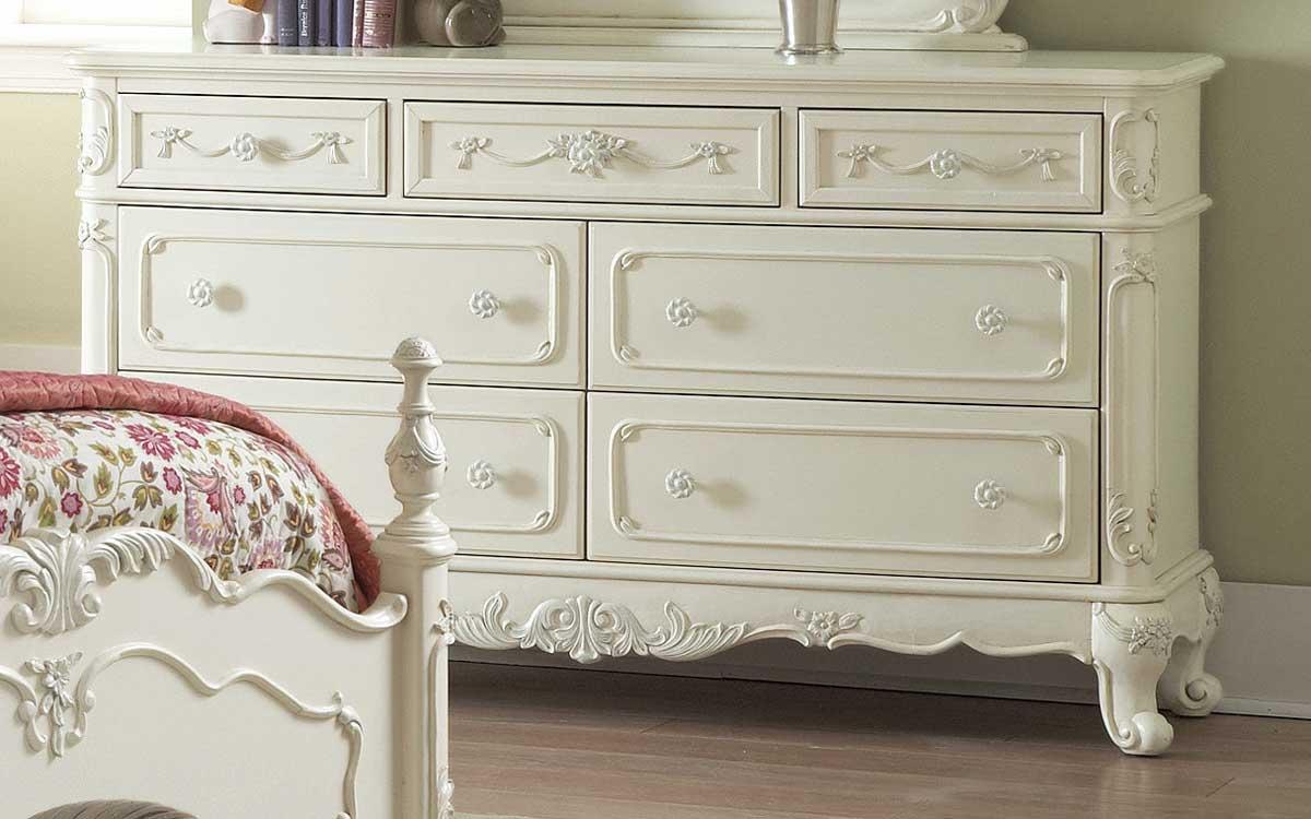 Homelegance Cinderella Dresser