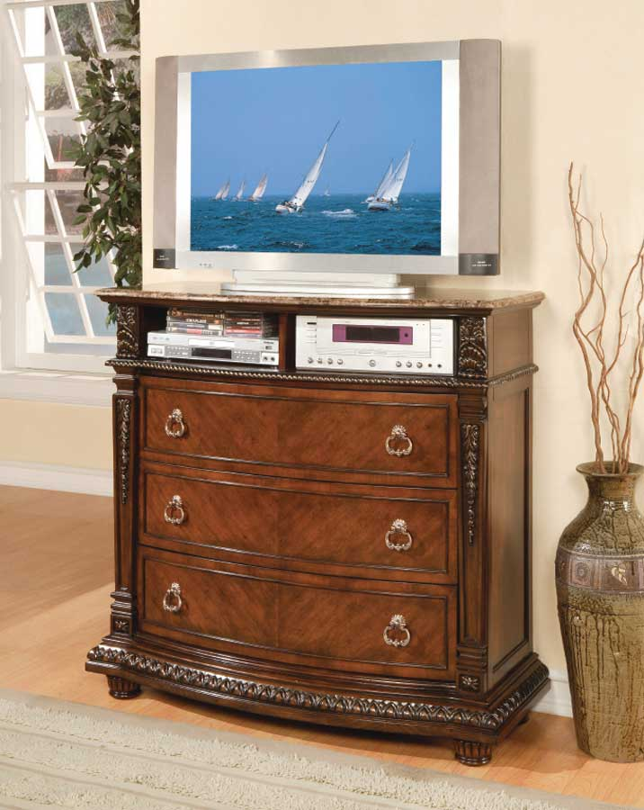 Homelegance Palace TV Chest