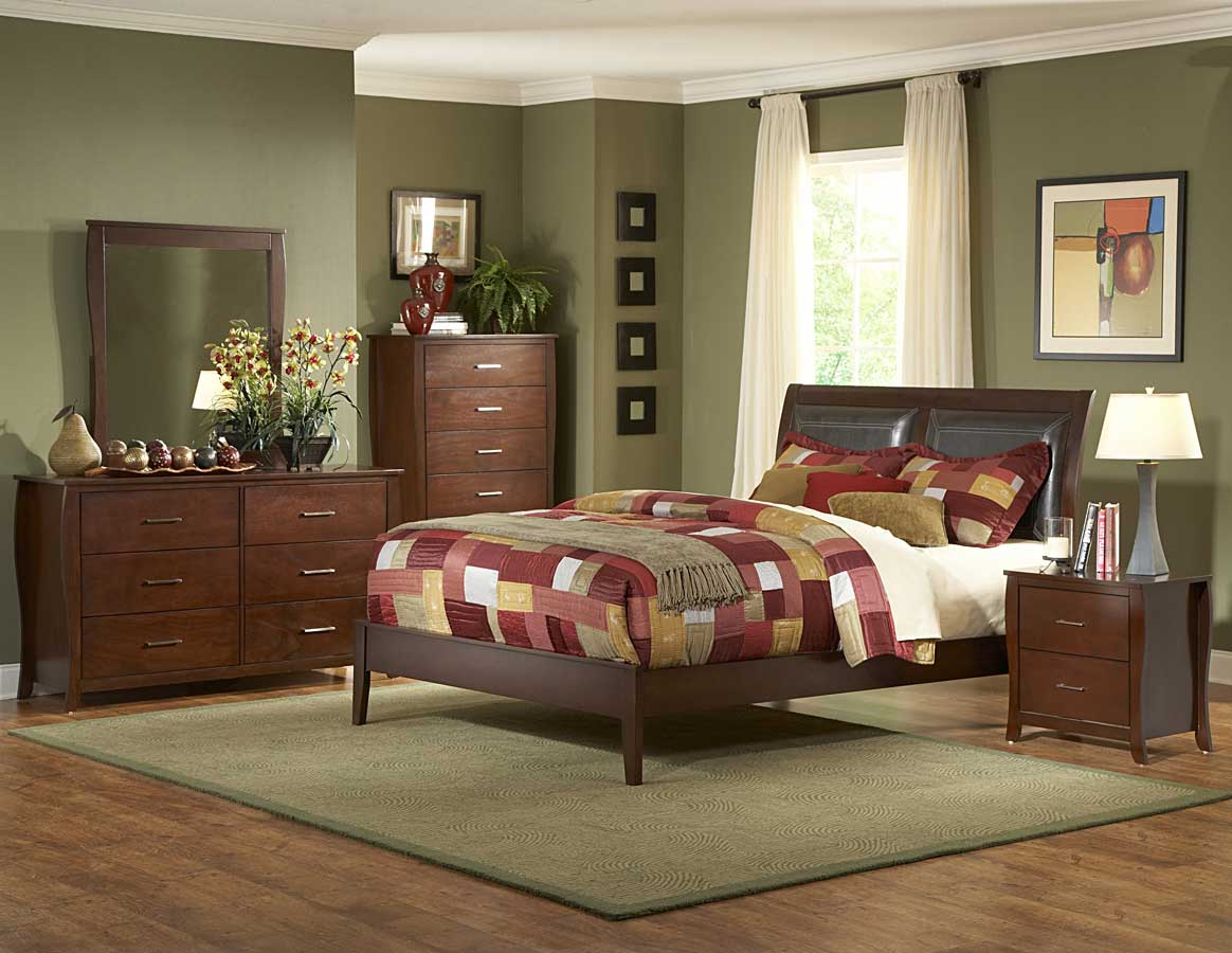 Homelegance Rivera PU Bedroom Collection
