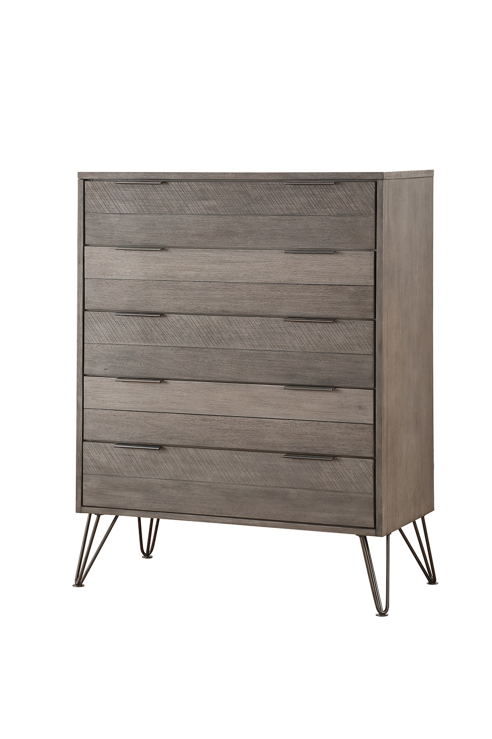 Homelegance Urbanite Chest - Brown-Gray