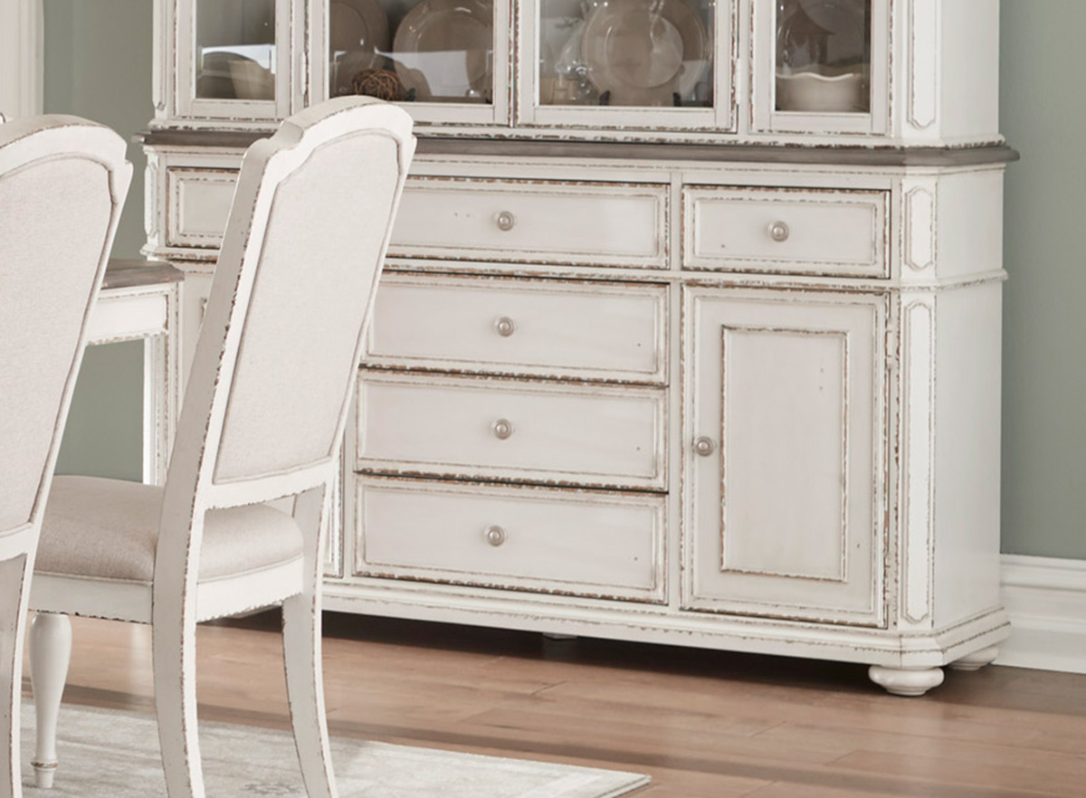Homelegance Willowick Buffet / Server - Antique White