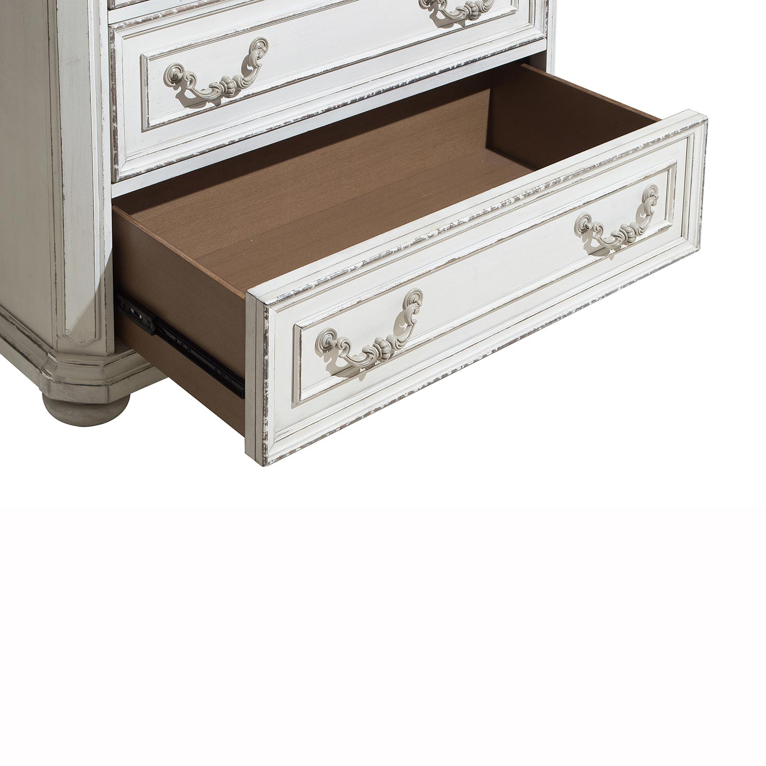 Homelegance Willowick Chest - Antique White