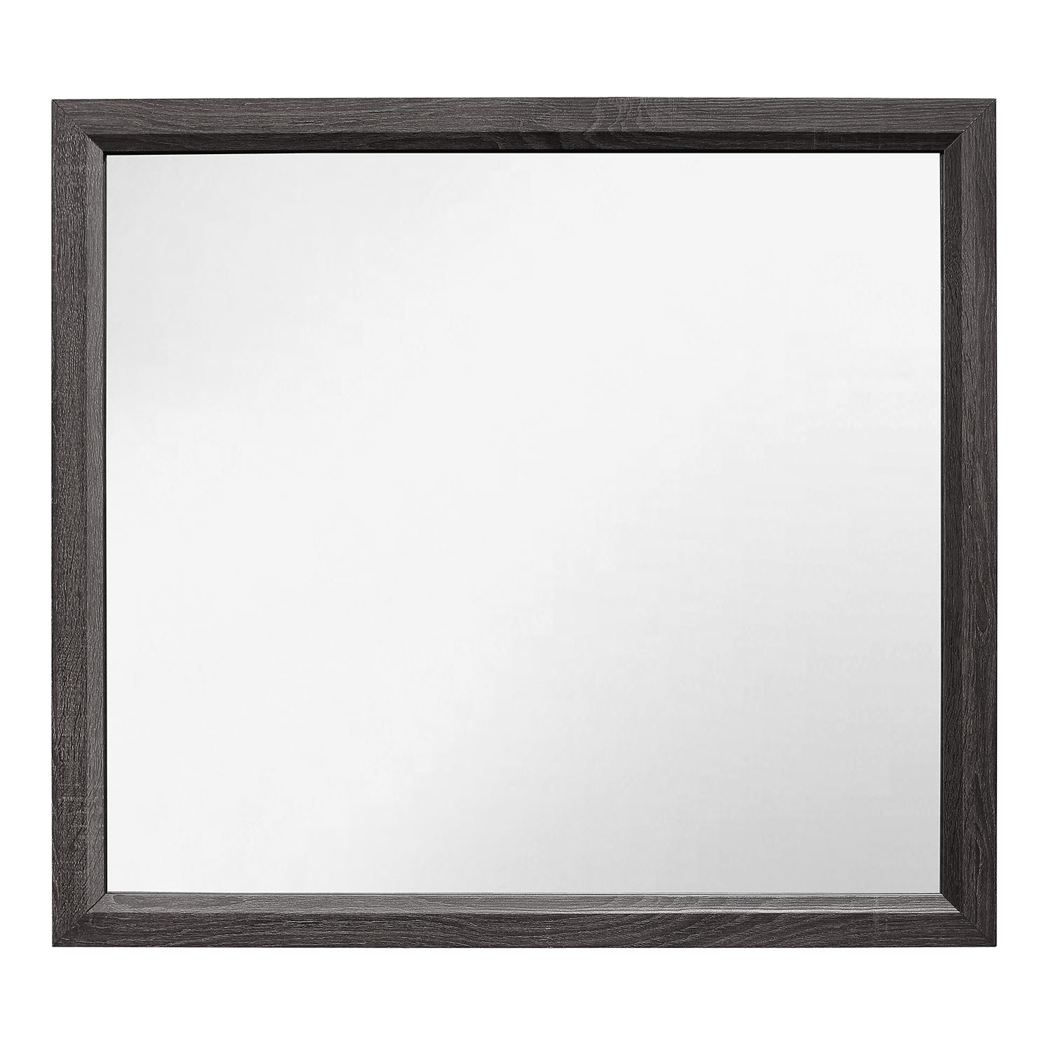 Homelegance Davi Mirror - Gray