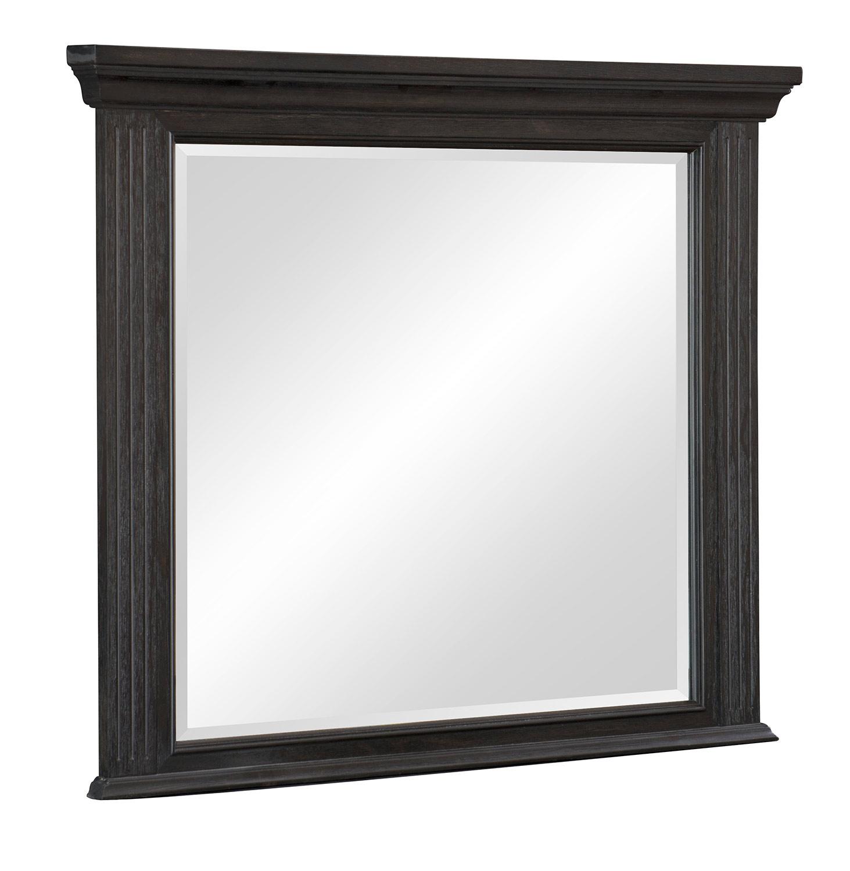 Homelegance Bolingbrook Mirror - Charcoal