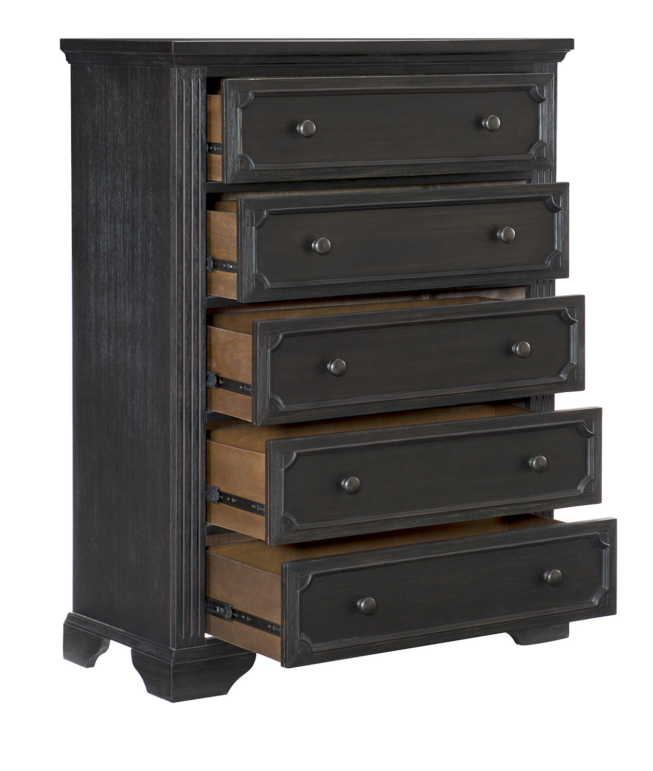 Homelegance Bolingbrook Chest - Charcoal