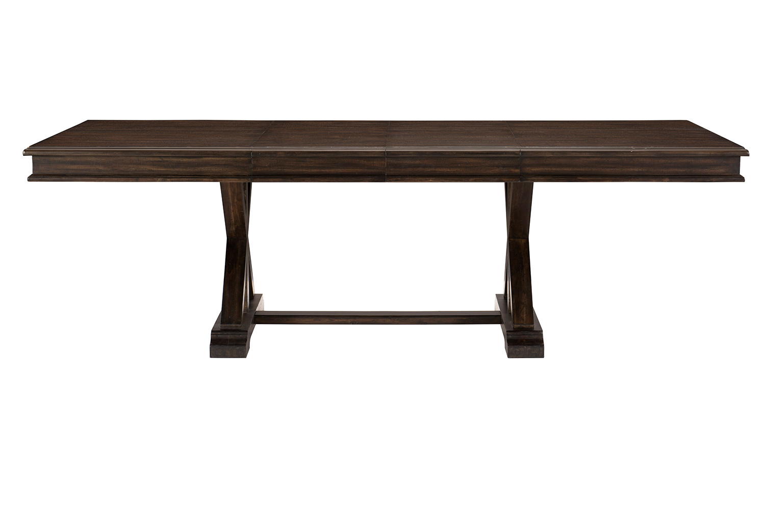 Homelegance Cardano Dining Table - Driftwood Charcoal