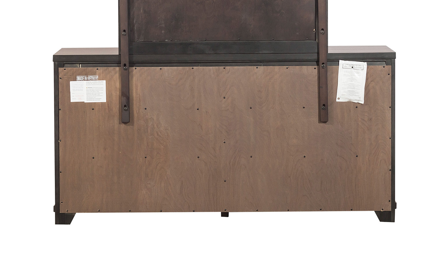 Homelegance Bracco Dresser - Brown