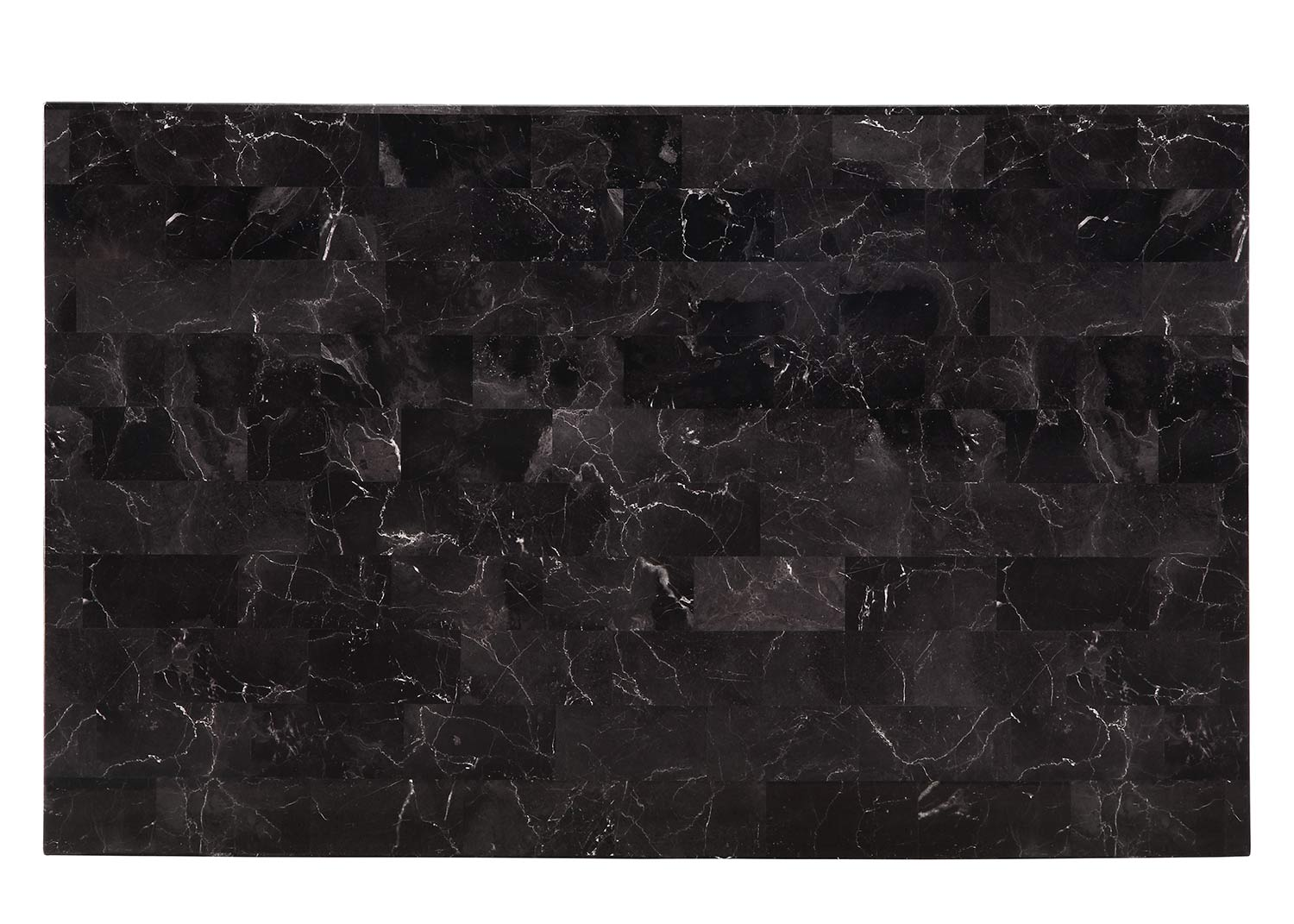 Homelegance Tempe Dining Table - Faux Marble Top