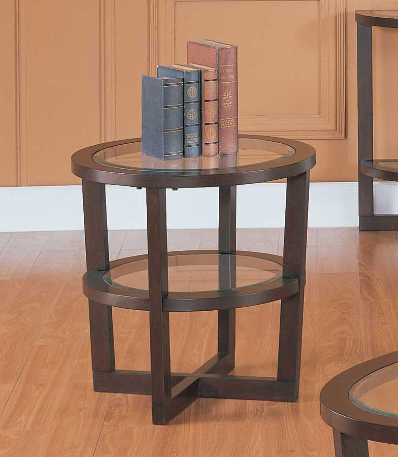 Homelegance Vista End Table