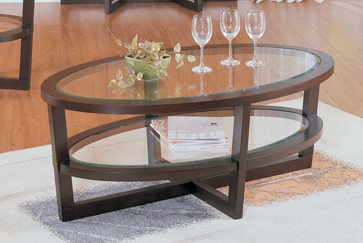 Homelegance Vista Cocktail Table