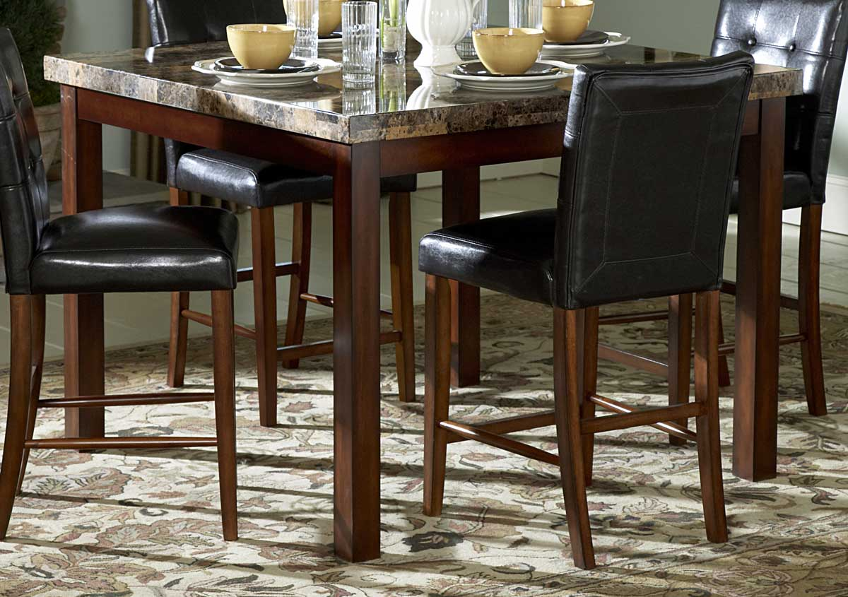 Homelegance Hutchinson Counter Height Dining Table