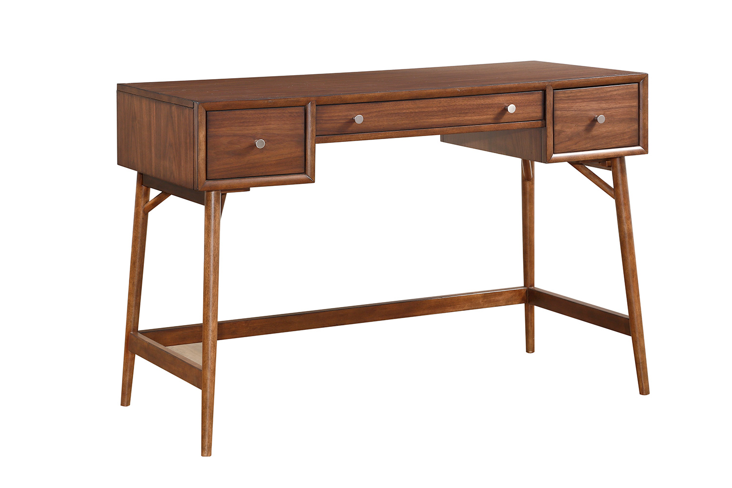 Homelegance Frolic Counter Height Writing Desk - Brown