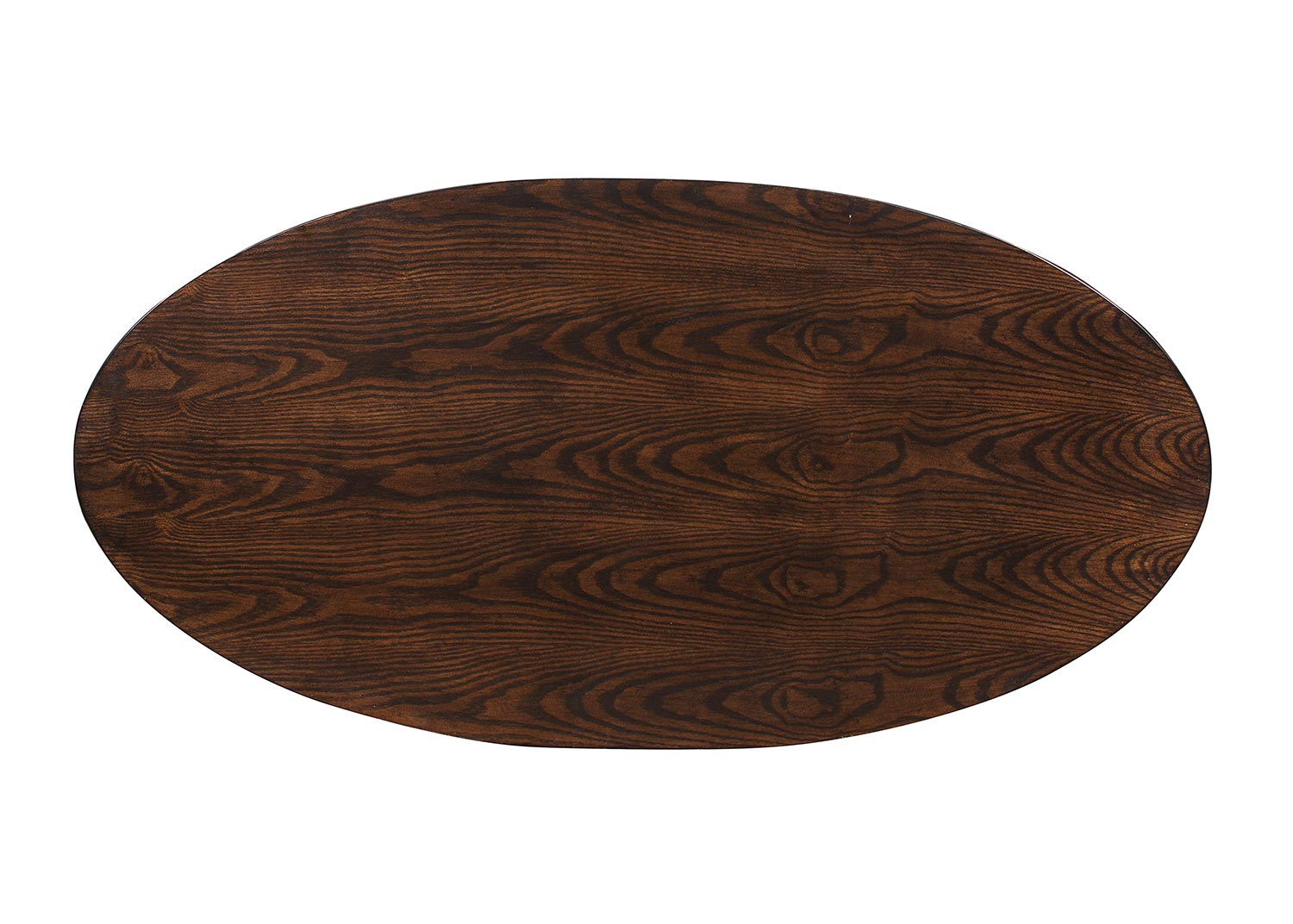 Homelegance Lhasa Cocktail/Coffee Table - Warm Walnut