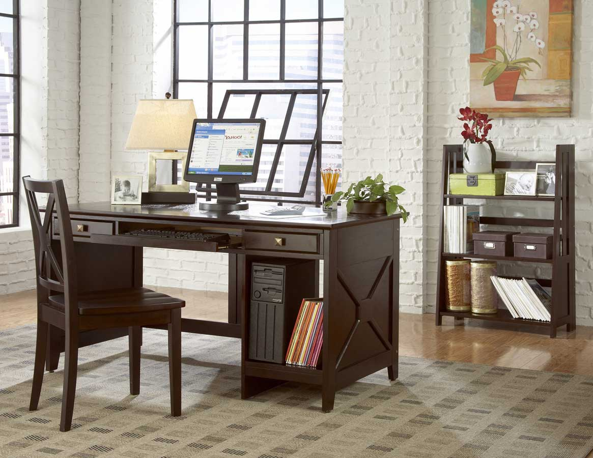 Homelegance Britanica Home Office Collection