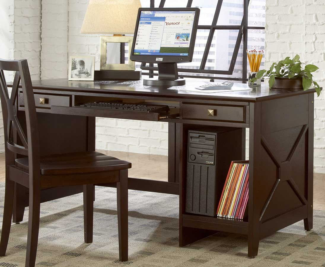 home office writing desk. Homelegance Britanica Writing Desk KD Home Office