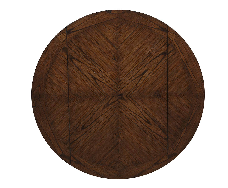 Homelegance Kiwi Counter Height Drop Leaf Table - White Wash - Dark Cherry