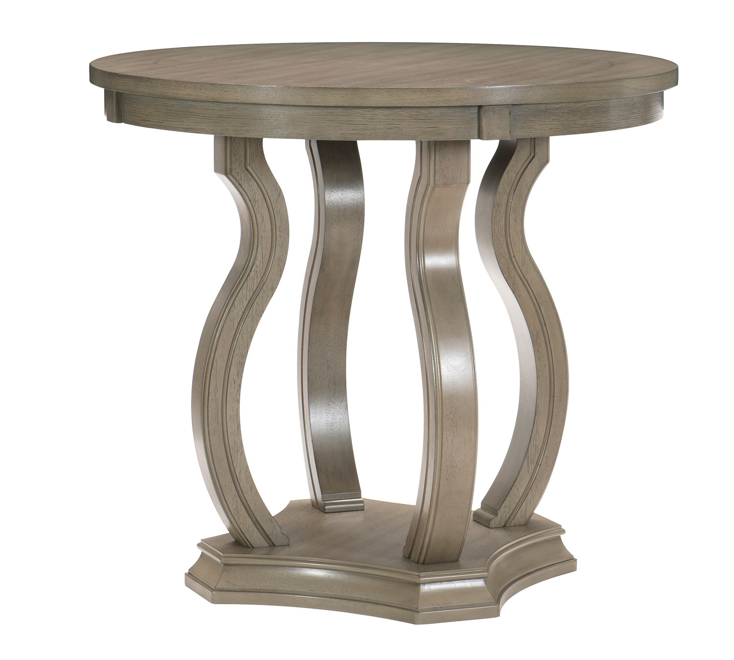 Homelegance Vermillion Counter Height Table - Bisque