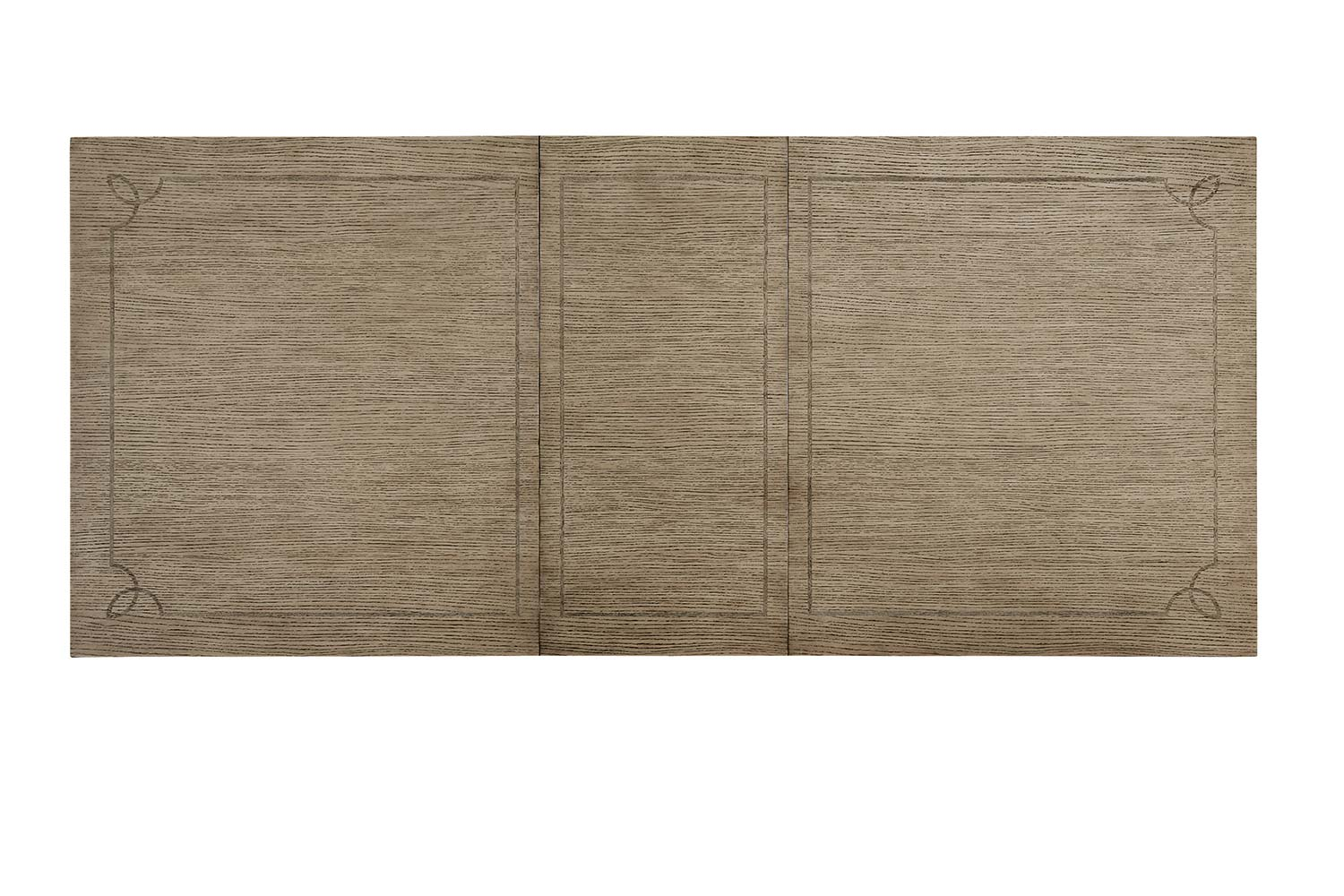 Homelegance Vermillion Dining Table - Bisque