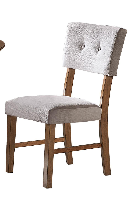 Homelegance Coel Side Chair - Natural