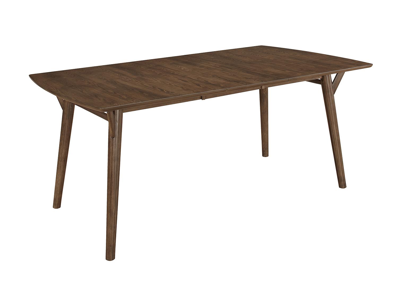 Homelegance Stratus Dining Table - Dark