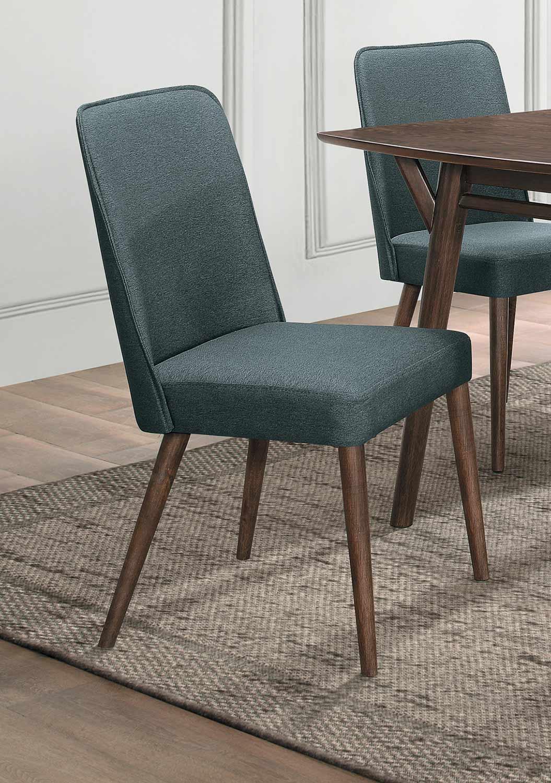 Homelegance Stratus Side Chair - Dark