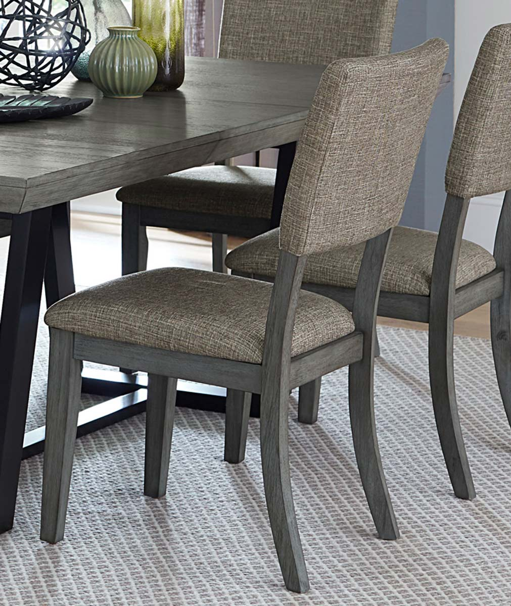 Homelegance Avenhorn Side Chair - Gray