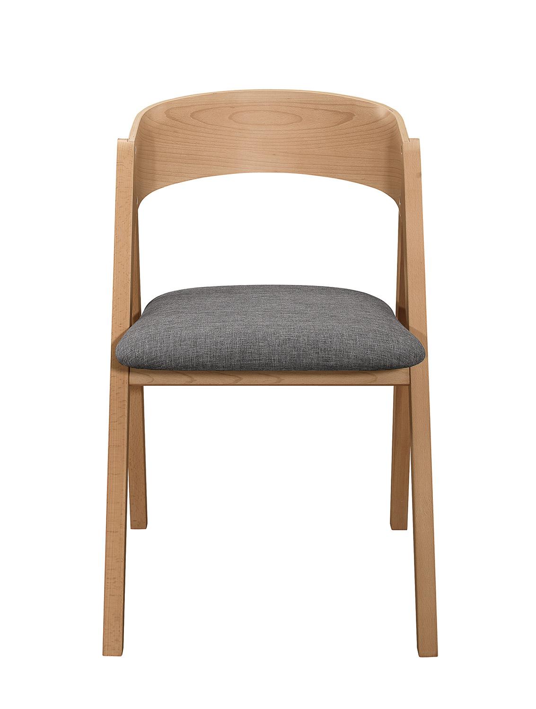 Homelegance Misa Side Chair - Natural