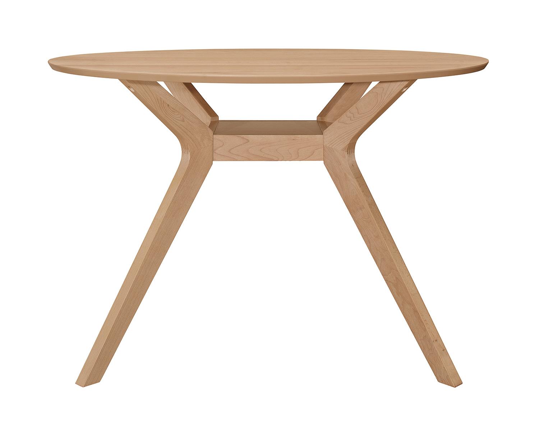 Homelegance Hamar Round Dining Table - Natural
