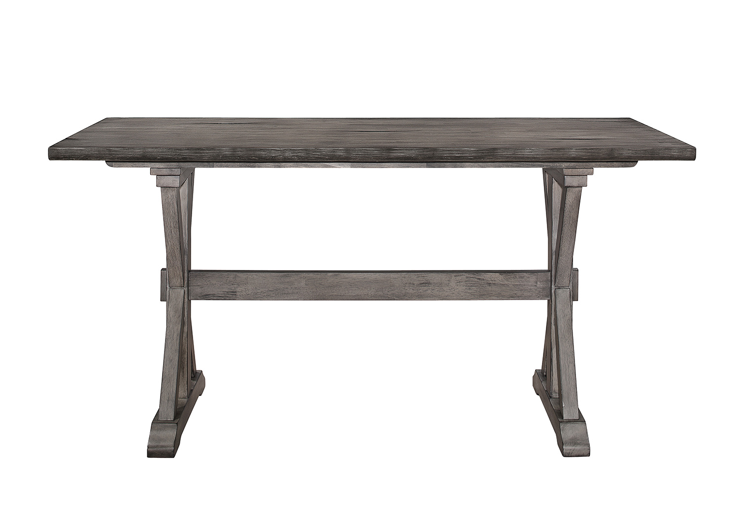 Homelegance Amsonia Counter Height Table - Rustic Gray