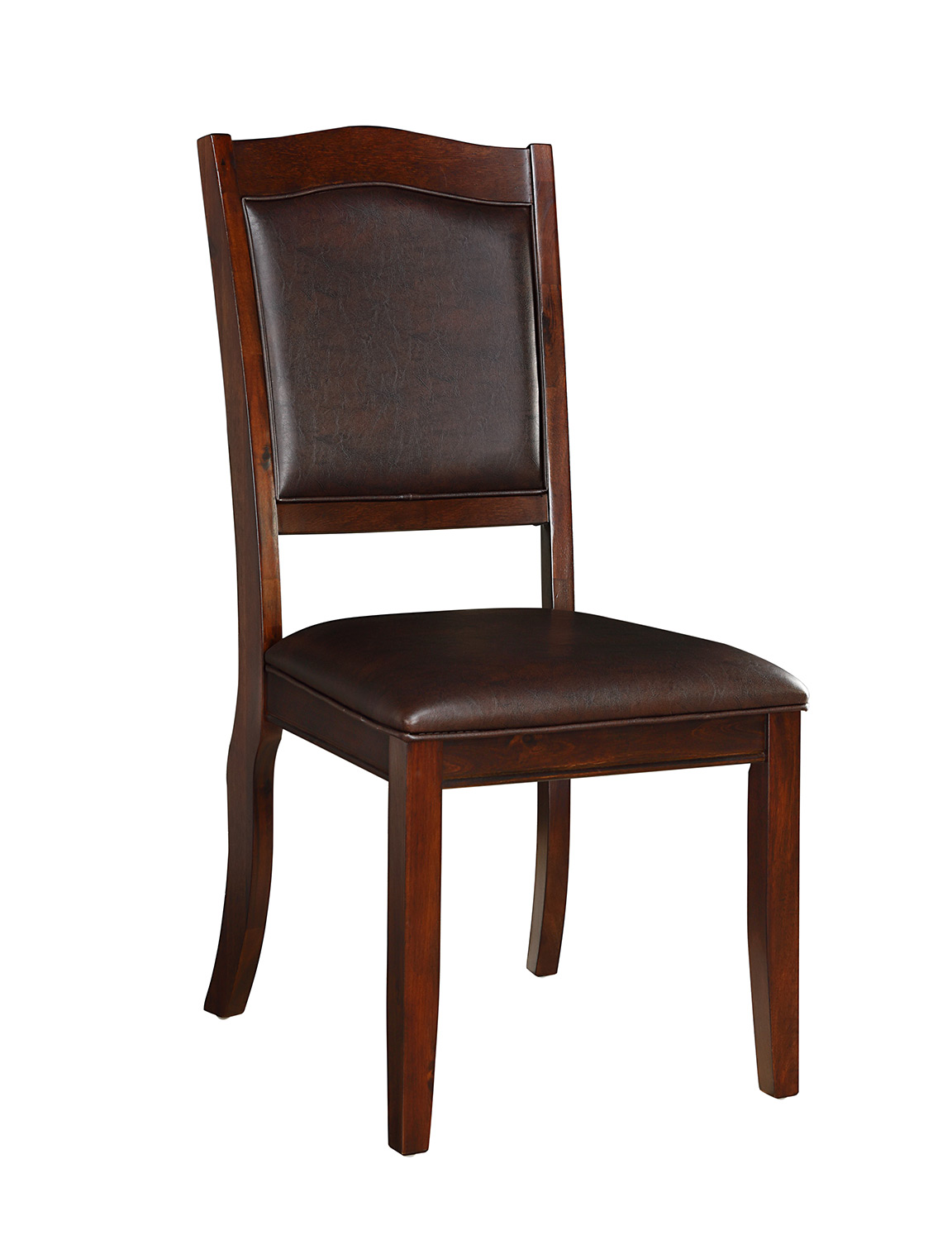 Homelegance Whitby Side Chair - Cherry
