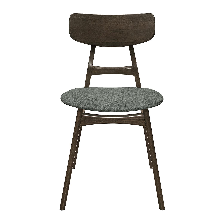 Homelegance Tannar Side Chair - Gray
