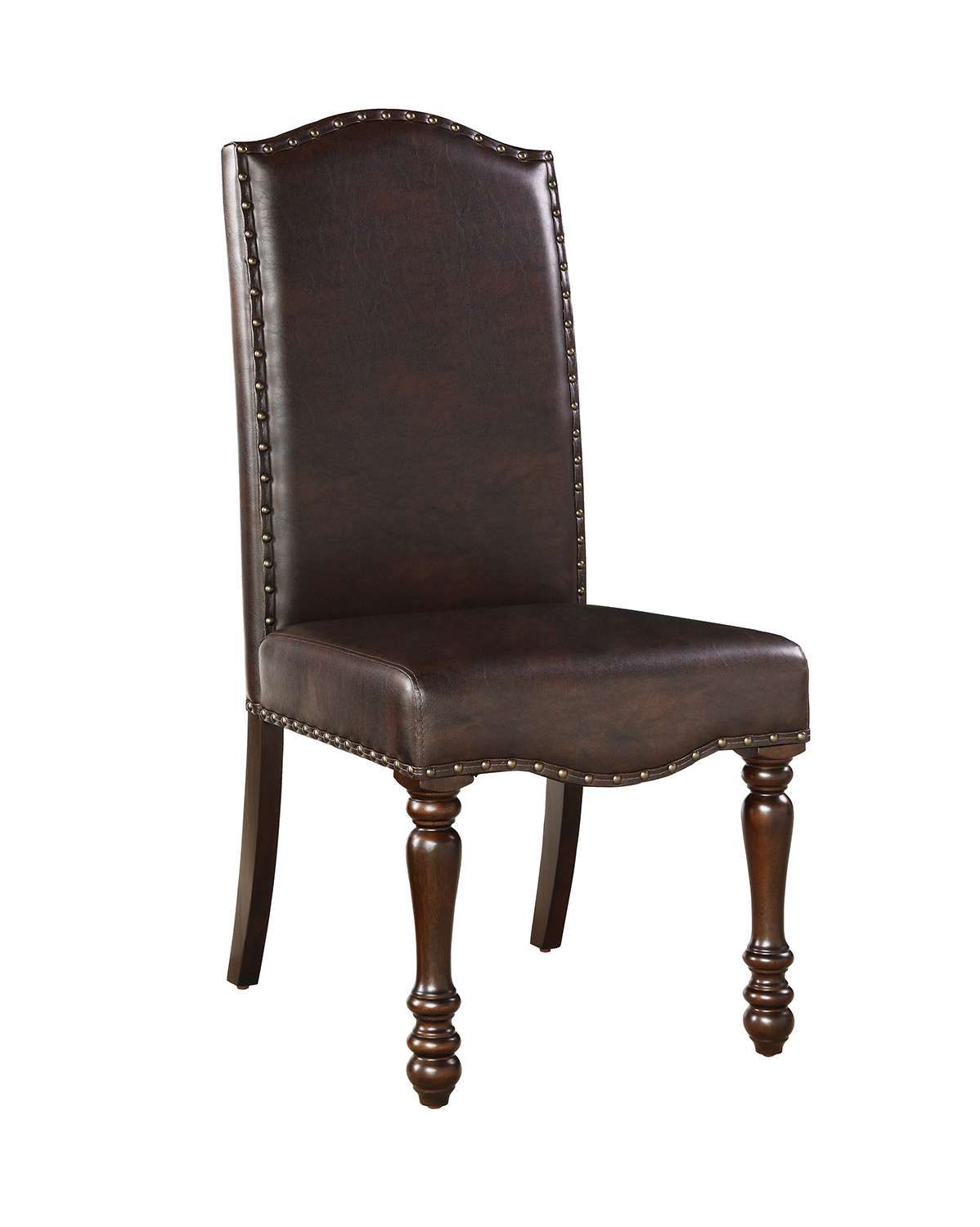 Homelegance Hargreave Side Chair - Cherry