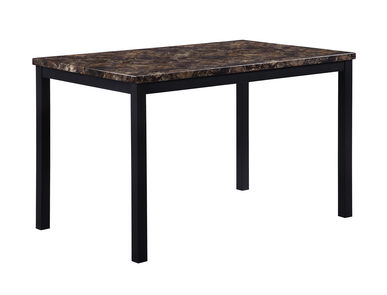 Homelegance Waite Dining Table - Faux Marble Top