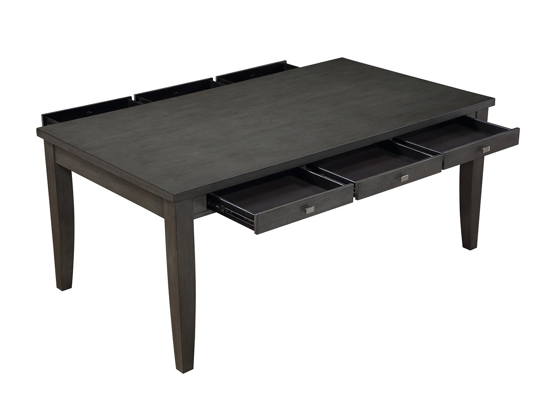 Homelegance Baresford Dining Table - Gray