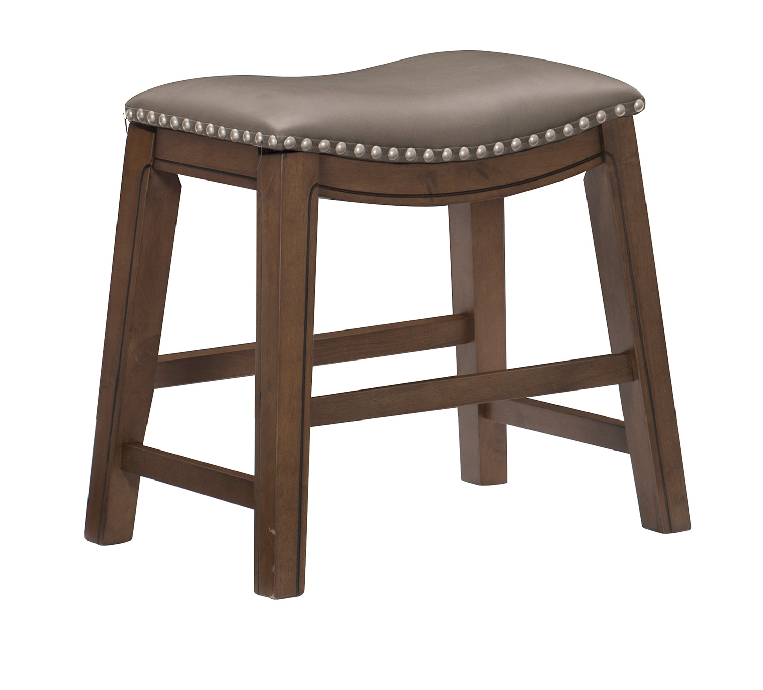 Homelegance 18 SH Stool - Gray