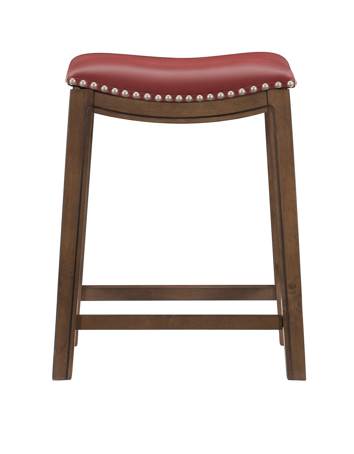 Homelegance 24 SH Stool - Red