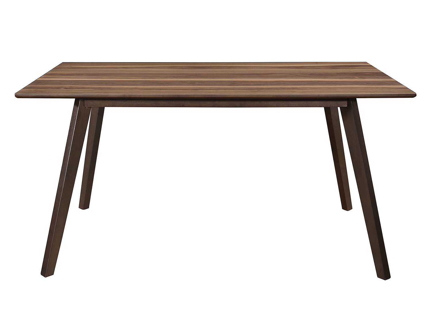 Homelegance Steer Dining Table - Walnut 2-Tone