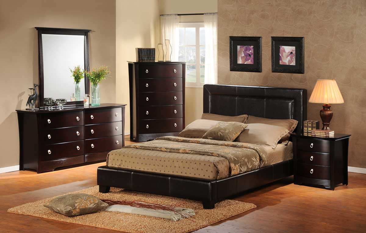 Teen bedroom decorating with contemporary furniture design - ideas ...