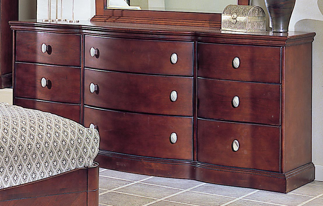 Homelegance 5th avenue 9 drawer dresser 589 5 for Furniture 5th avenue