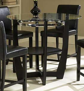 Ordinaire Homelegance Sierra Counter Height Dining Table
