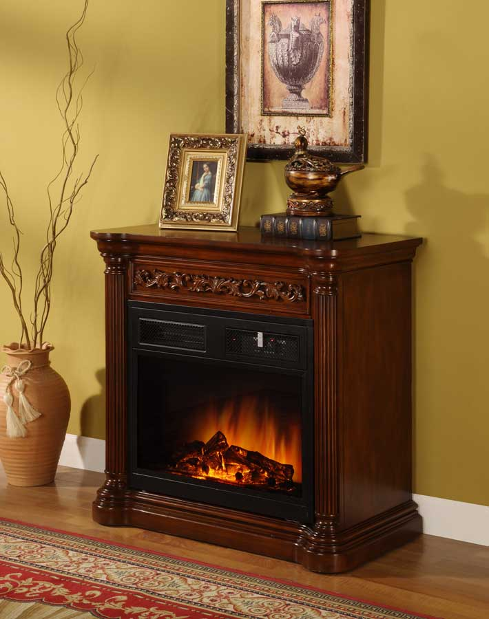 Homelegance Starlight Electric Fireplace