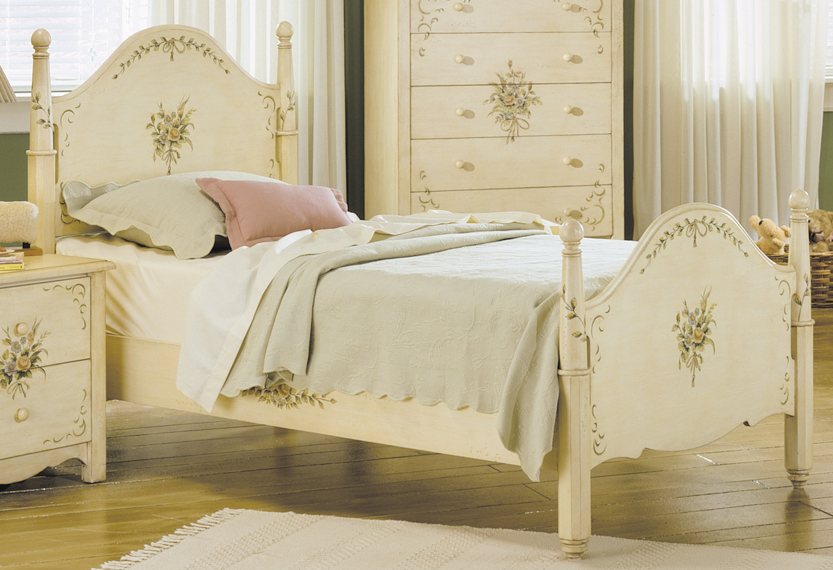 Homelegance Cassidy Twin Bed